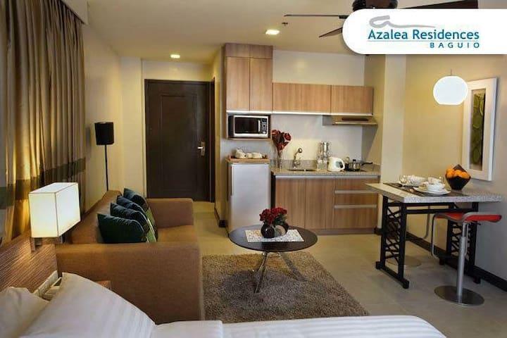 A1 Deluxe Suite at Azalea Residence - Baguio City - Apartamento