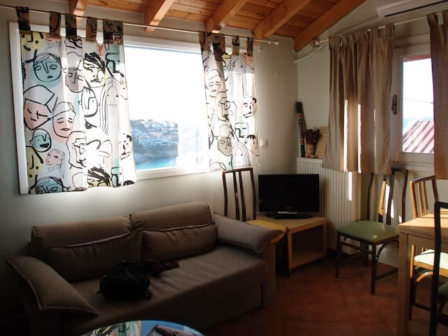 cozy apartment by the sea - Armenistis - Daire