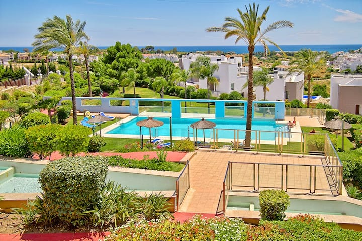 """LaResina Golf  apartment in the """"New Golden Mile"""""""