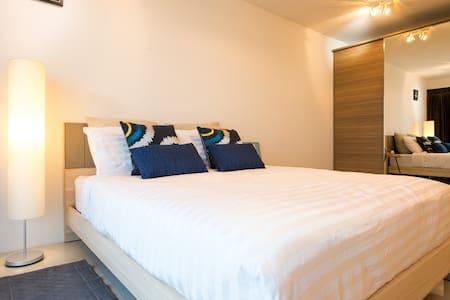 Serenely Stylish Modern Zen Bedrooms across AVANI - Bangkok - Apartamento