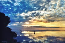 Famous Meningie sunsets.