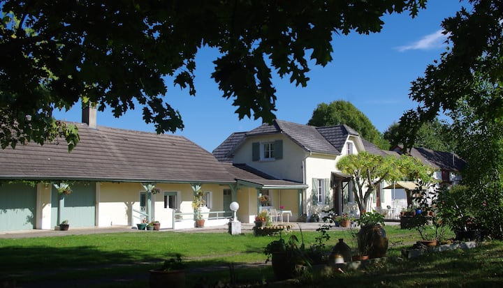 Maison Lahon Bed and Breakfast