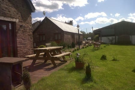Usk country cottages- rowan cottage - Llangwm