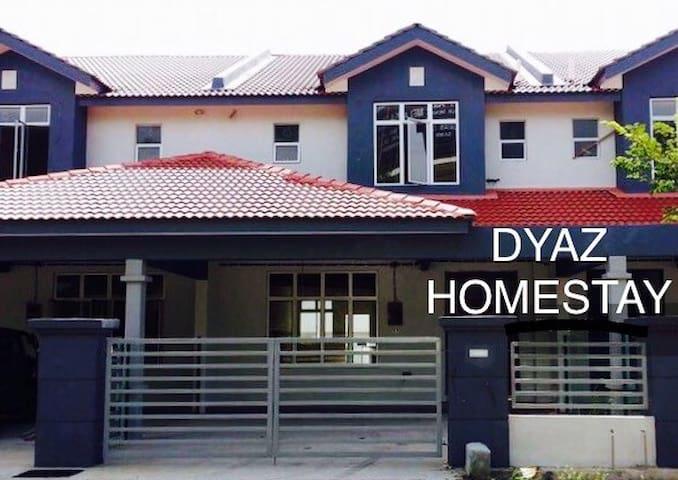 Batu Berendam affordable Homestay - Batu Berendam - Dom