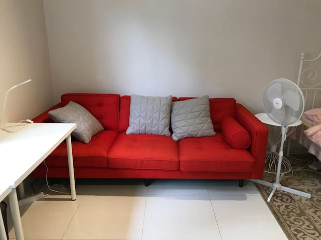 Cozy studio near airport and CBD - Arncliffe - Hus