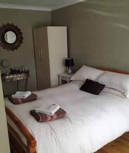 Quiet Cosy Double Room Naas - Naas - Dom