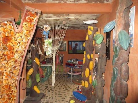 """Museo Cayuco """"El arte de Miches"""""""