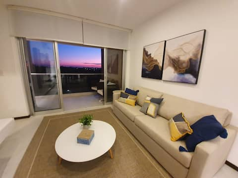 Luxurious Apartment in Asuncion, GREAT LOCATION!