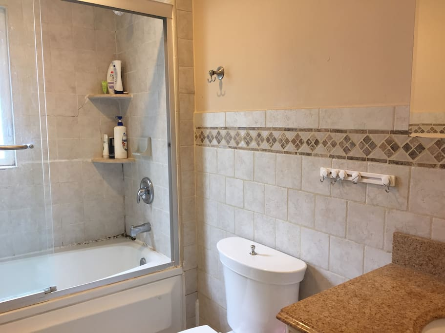 Privet Bathroom Shower