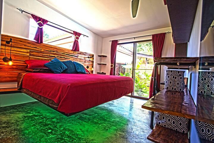 King Bed Chame Room