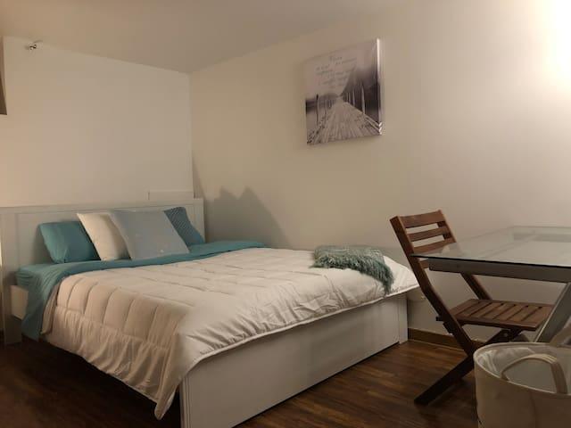 Superbe chambre cozy tout inclut
