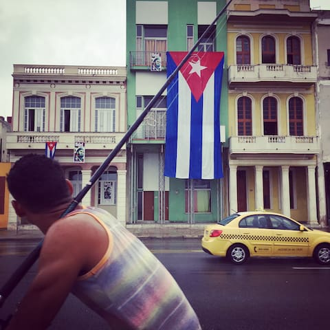 Lovely Rooms In Centro Havana
