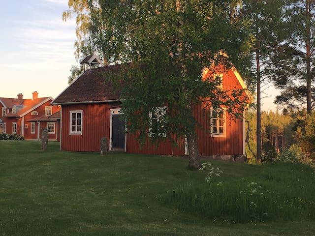 Litet mysigt hus Mullsjö,Jönköpin - Mullsjö - Kabin
