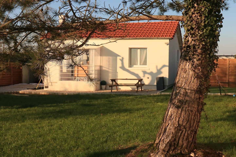 Maison cosy, à la campagne  20' de Chartres
