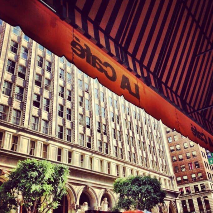 Photo de LA Cafe
