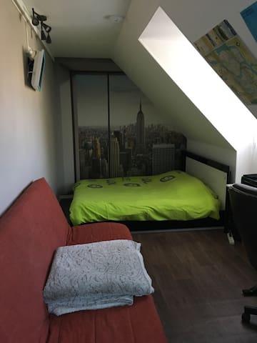 Un instant de calme et de confort - J - La Chapelle-Rablais - Hus