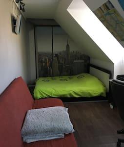 Un instant de calme et de confort - J - La Chapelle-Rablais - Dům