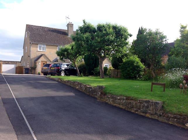 Village home in Little Rissington