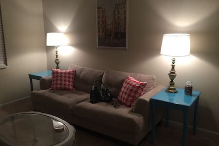 Pretty and Cozy 1BD Westerville Apartment - Columbus