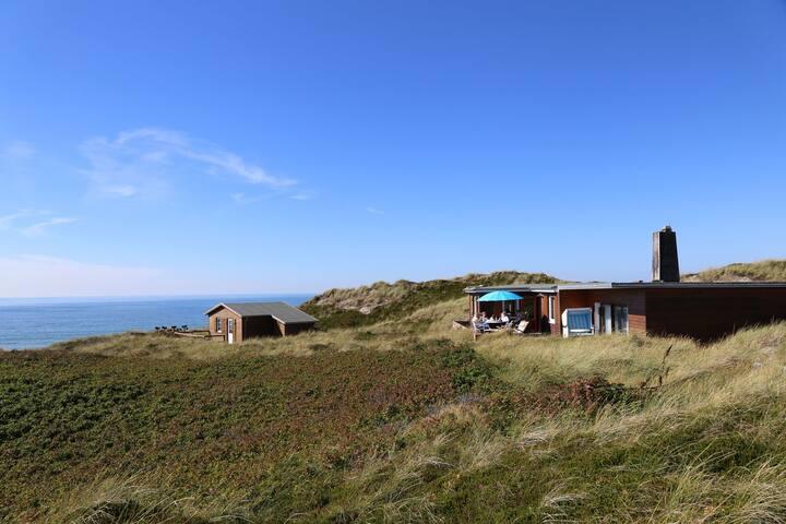 Apartment Süd - Panoramablick auf das Meer