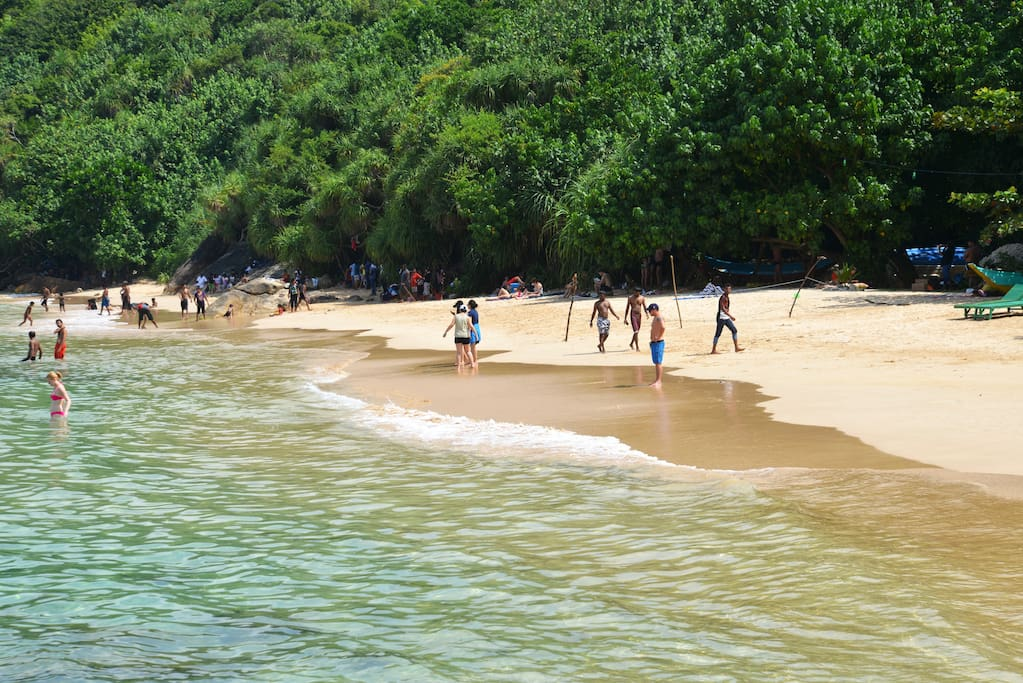 Jungle Beach - just 100 meters away!