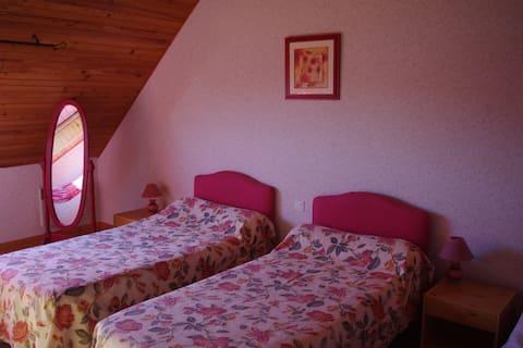 Chambre d'hôtes proche de Locronan et des plages