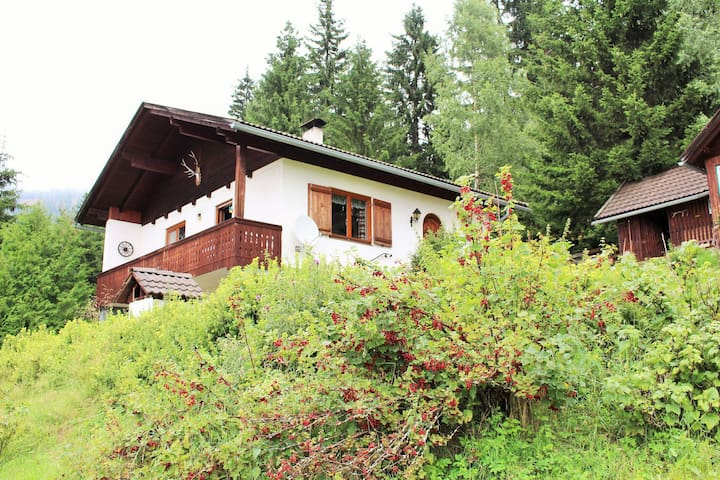 Beautifully located, detached chalet surrounded by nature