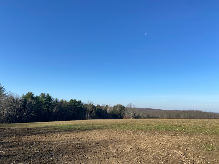 Exclusive hunting on 65 acres of farm and woods
