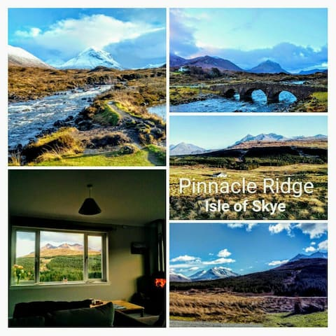 Cosy accommodation in the heart of Isle of Skye