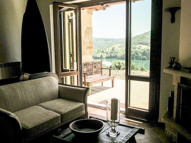 Villa in italy San Ruffino, Le Marche area