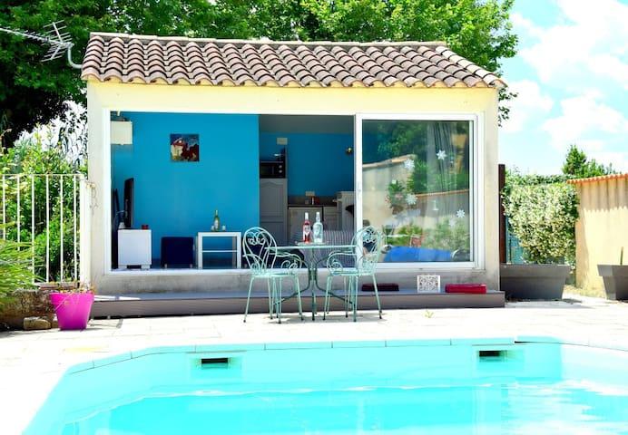 Petite halte en Provence