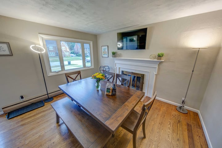 Newly Renovated Home-5 Mins to Notre Dame Campus