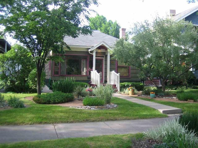 Beautiful Historic Bungalow - Grt Nbhd-Wlk 2 Dntwn