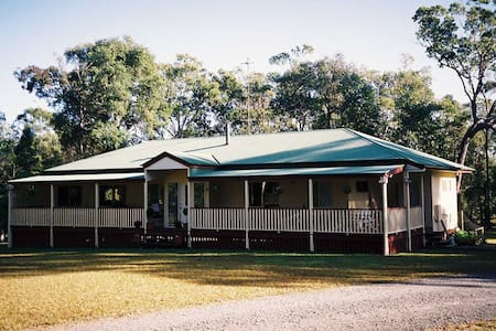 Applegarth - Cooroibah - Haus