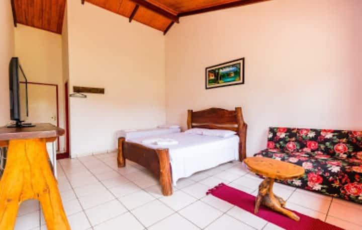 Chalé Colonial - Hotel Fazenda Serra da Irara
