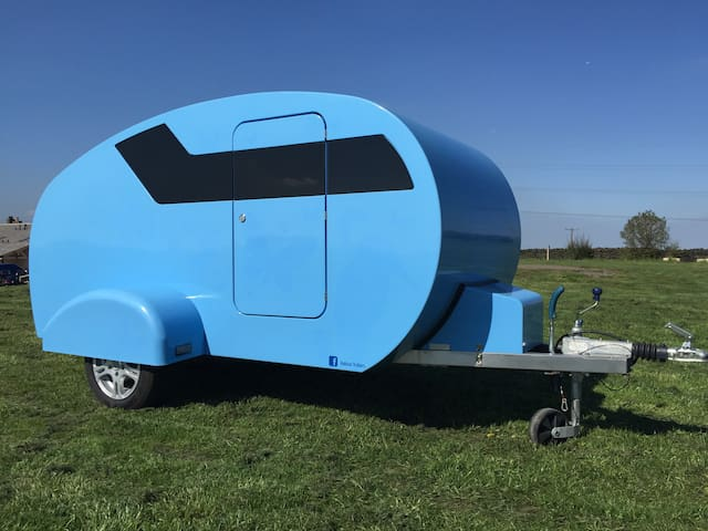 Teardrop Trailer Caravan  Hire - Habitat Trailers