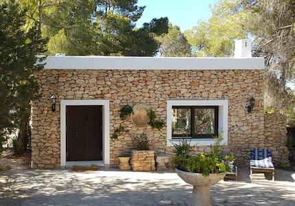 Impresionante estudio en jardines tranquilos - 圣约瑟夫沙塔莱亚 - 小木屋