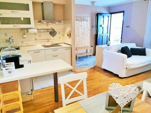 Tiny Shell House - Apartment 1