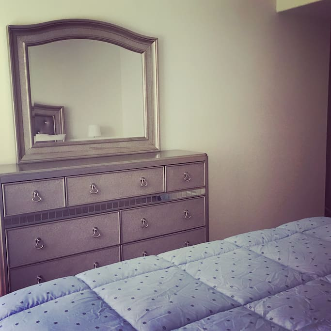 Bedroom, there is also walk in wardrobe