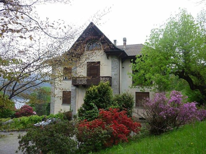 20thcentury house with huge garden
