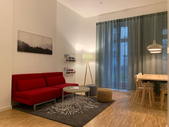 3-rooms Apt. family or friends in Prenzlauer Berg