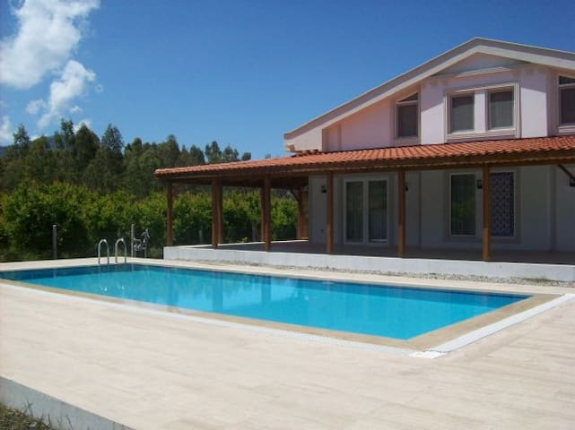 Luxury Villa With Private Pool,huge garden,view - Dalyan Belediyesi - Villa