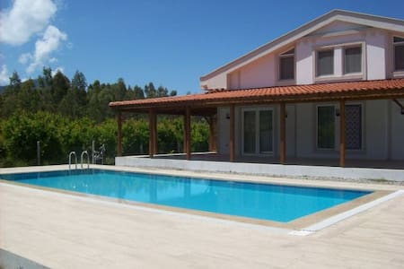 Luxury Villa With Private Pool,huge garden,view - Dalyan Belediyesi