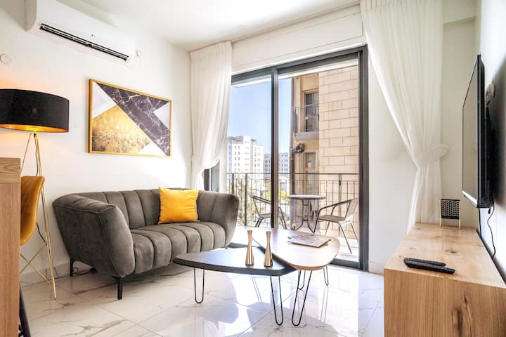 ✵Eshel Suites #9 ✵ The Stylish City Center 1 bdr ✵