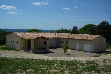 Grande villa en pleine nature - Baudinard-sur-Verdon