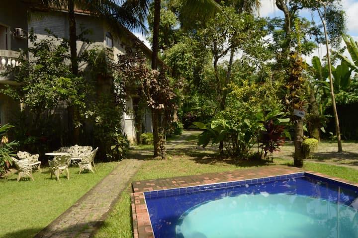 Rio Natureza apart 107  foco em segurança e saúde