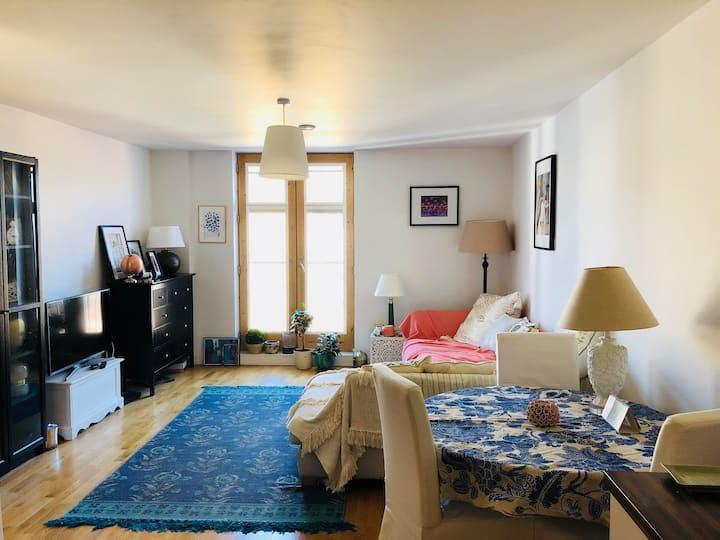 Chic one-bedroom apartment in Highbury & Islington