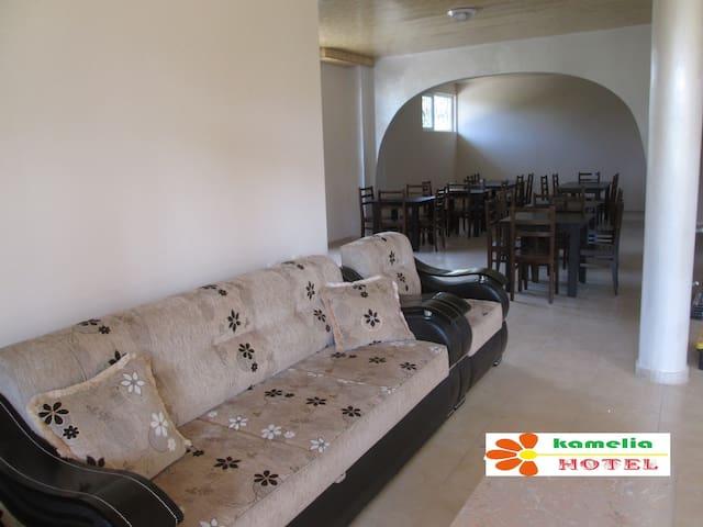 Спокойный отдых на берегу Черного моря hotel - Batum - Ev