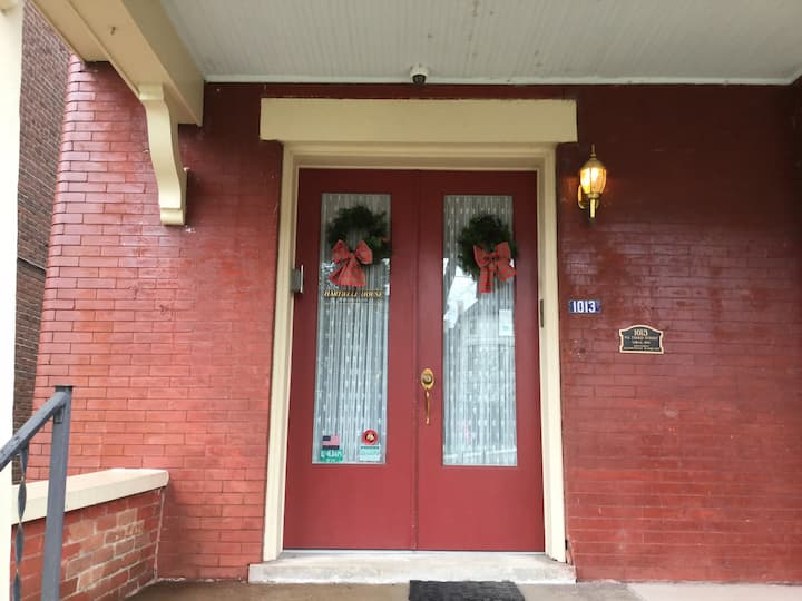 Extended stay 3 room apartment