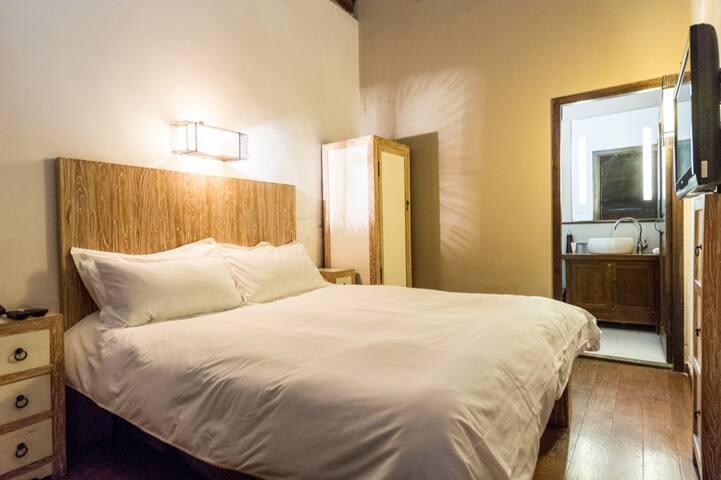 Room6 Courtyard Room / 6号房 庭院房